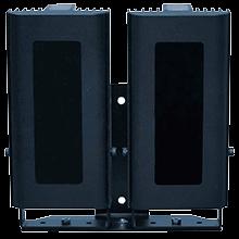 Foco LED IR CLARIUS Plus Duo de infrarrojos extragrande