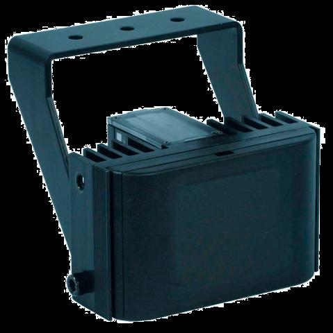 Iluminador LED CLARIUS Plus PoE de infrarrojos de tamaño pequeño