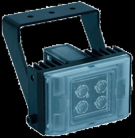 Iluminador LED de luz blanca CLARIUS Plus PoE de tamaño pequeño