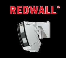 Detectores Infrarrojos REDWALL para detección de intrusos