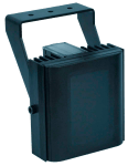 Iluminador LED CLARIUS Plus PoE de infrarrojos de tamaño mediano