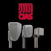 Barreras microondas de CIAS para la seguridad perimetral
