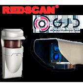 Sensor de scaneamento a laser REDSCAN y GJD