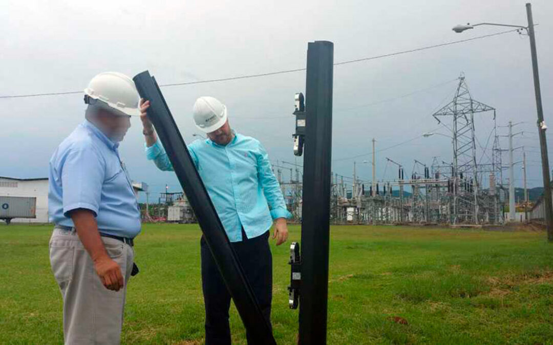 Bunker Seguridad visits electrical installations of its clients in Panama