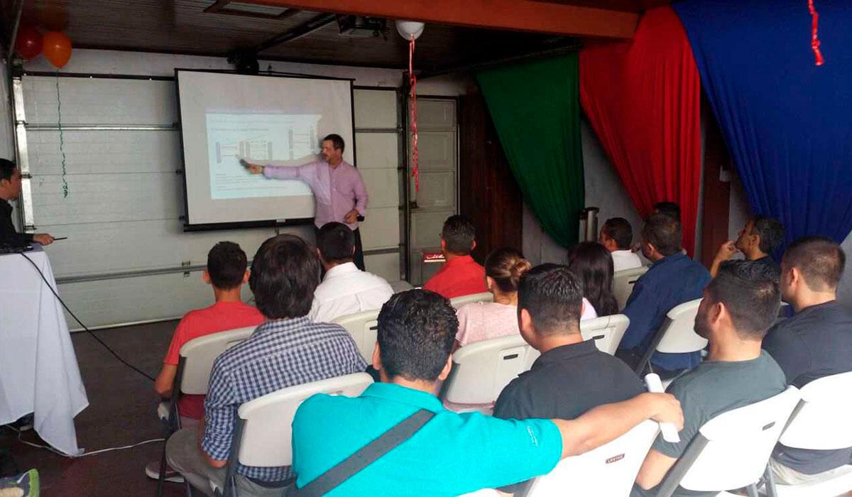 Costa Rica: Bunker Seguridad Training on Perimeter Detection Systems