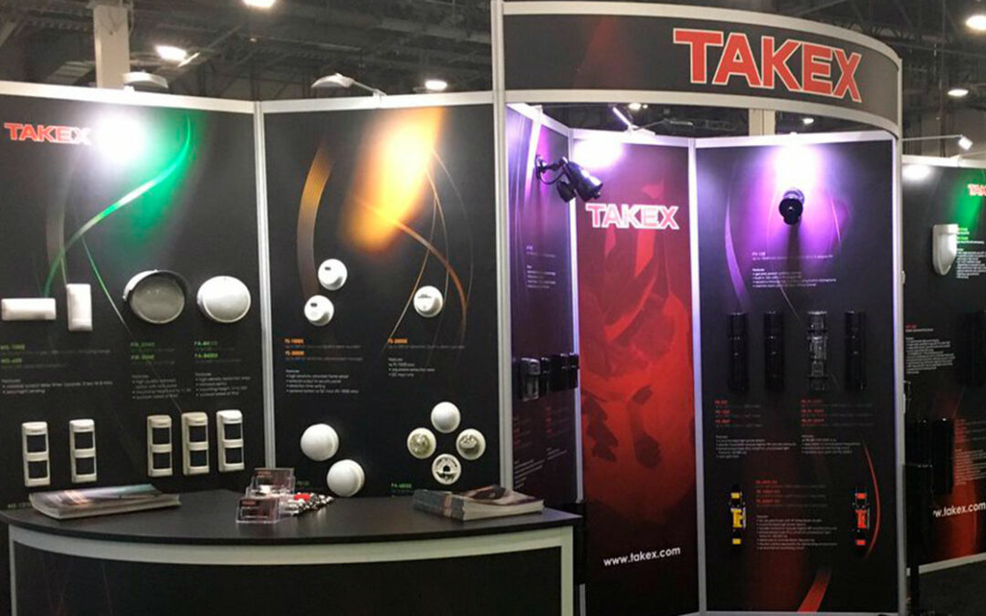 ASIS 2015: novelties concerning TAKEX infrared sensor range for perimeter detection