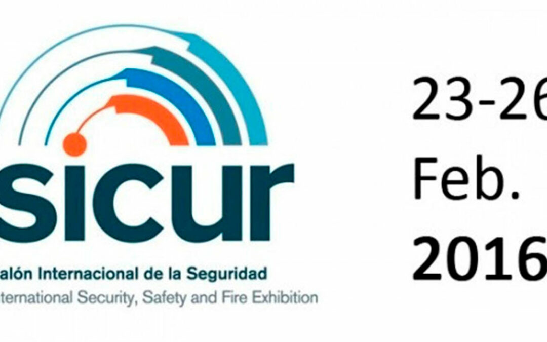 BUNKER SEGURIDAD exhibits at SICUR 2016 the latest novelties concerning TAKEX infrared detectors for perimeter protection