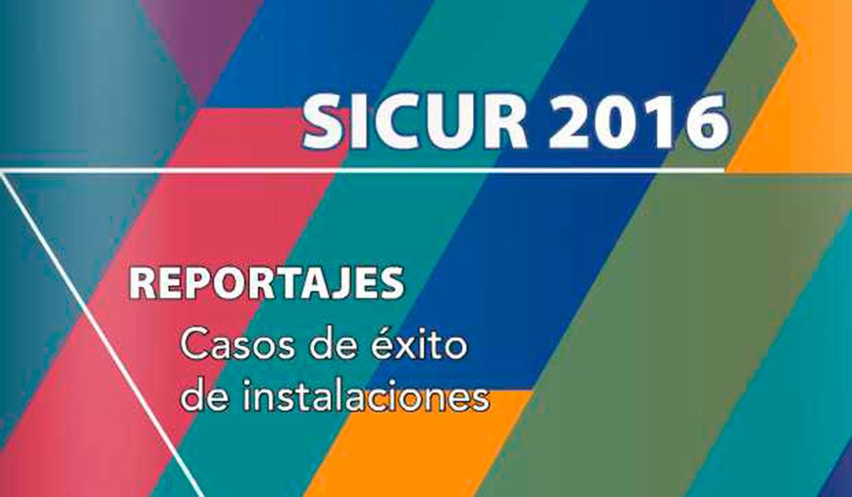 Bunker Seguridad Electrónica presents at SICUR 2016
