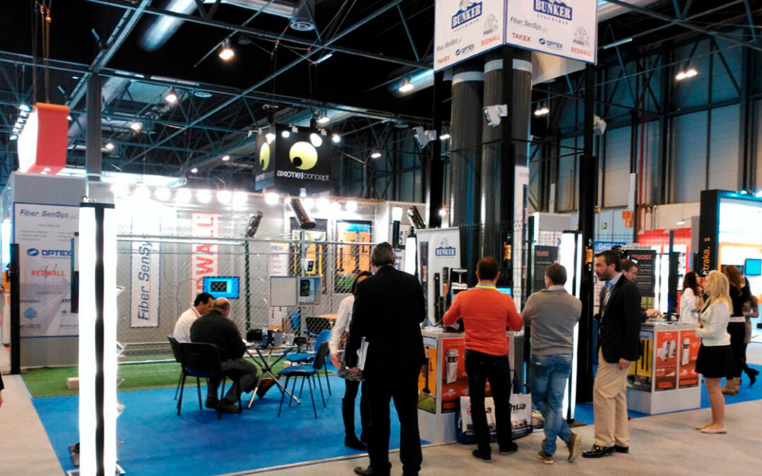 SICUR 2016: new BUNKER SEGURIDAD products have gained great popularity among perimeter security solutions