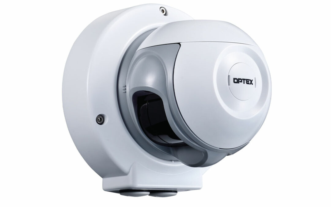 Optex presented the intrusion detector REDSCAN MINI RLS-2020 at ISC West