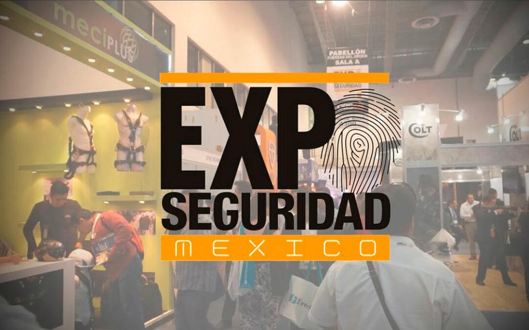 BUNKER SEGURIDAD participated at EXPO SEGURIDAD trade show in Mexico