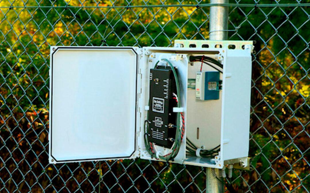 FIBER SENSYS: the benefits of OPTEX fibre optic for intrusion detection