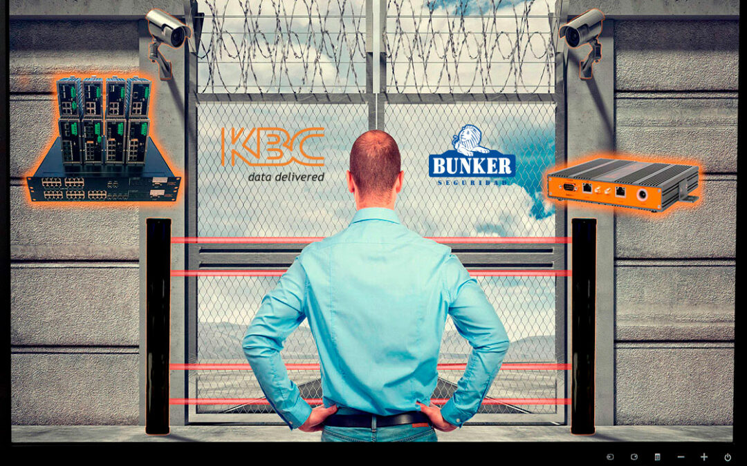 KBC Networks and Bunker Seguridad Electronica – the power of partnership