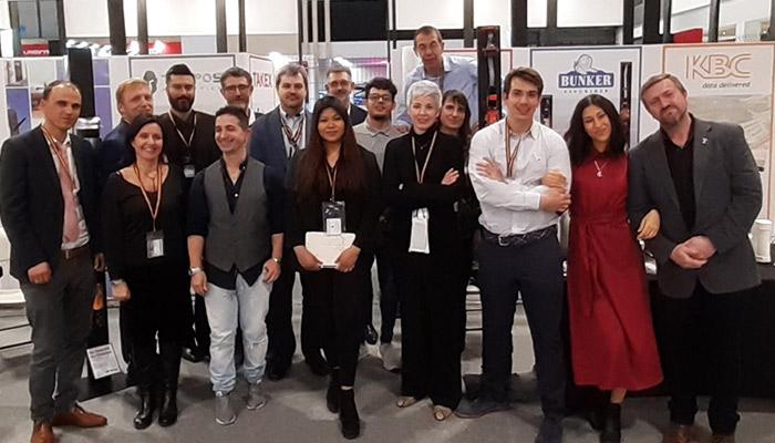 Bunker Seguridad team at SICUR Fair 2020