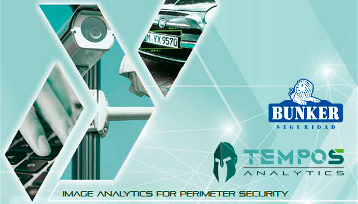 Tempos Analytics reaches a distribution agreement with Bunker Seguridad Electrónica S.L.