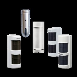 Outdoor Passive Infrared Detectors