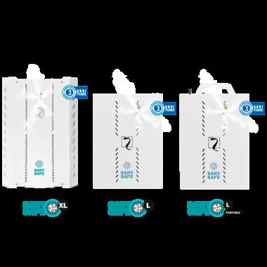 Sany Safe - portatile automatic environmental desinfection