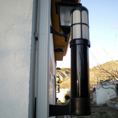 Real application : perimeter towers for residential use