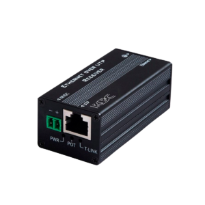 The eCopvper IP over UTP product series offers the ideal solution for transmision of I