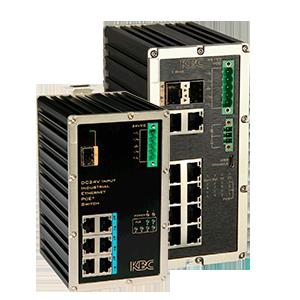 Managed Switches, PoE