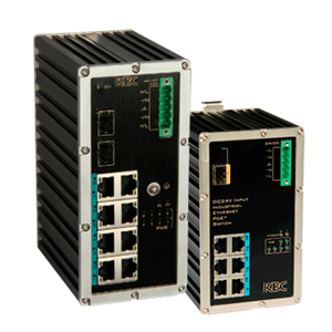 Unmanaged Switches with PoE
