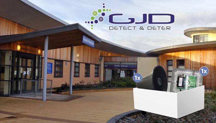 GJD Le kit Multispeech est utilisé dans les établissements de santé UK